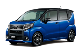 Daihatsu Move Custom VI Hatchback
