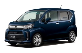 Daihatsu Move Custom VI Restyling Hatchback