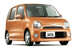 Daihatsu Move Latte picture (2004 year model)