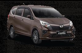 Daihatsu Sigra Facelift MPV