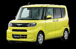 Daihatsu Tanto LA650 Универсал