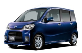 Daihatsu Tanto Exe Custom wheels and tires specs icon