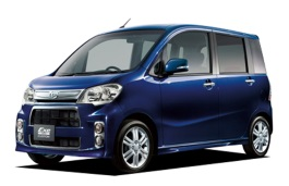 Daihatsu Tanto Exe Custom Restyling Hatchback