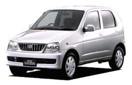 大发汽车 Terios Lucia SUV