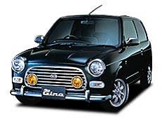 Daihatsu Mira Gino wheels and tires specs icon