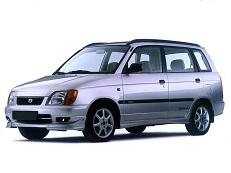 opony do Daihatsu Pyzar l [1996 .. 2002] [JDM] MPV