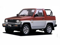 Daihatsu Rocky F300 Open Off-Road Vehicle