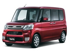 Daihatsu Tanto L600 Custom