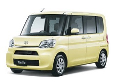 Daihatsu Tanto L600 Van