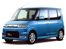 大发汽车 Tanto L300 Van