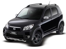 Daihatsu Terios picture (2006 year model)