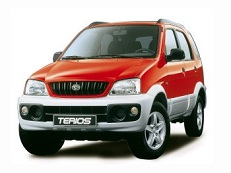 Daihatsu Terios picture (1997 year model)