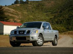 Nissan Titan I Pickup