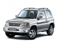 Mitsubishi Pajero Pinin H7 Closed Off-Road Vehicle