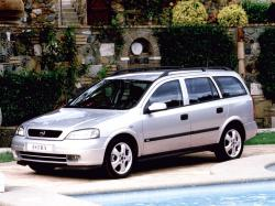 Opel Astra G Estate