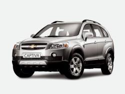 Chevrolet Captiva C100 Closed Off-Road Vehicle