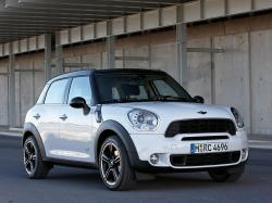 MINI Countryman I (R60) Closed Off-Road Vehicle