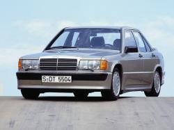 Mercedes-Benz 190 I (W201) Saloon