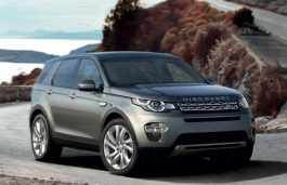 Land Rover Discovery Sport I Closed Off-Road Vehicle