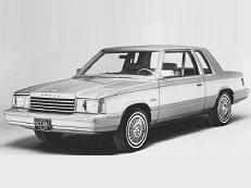 Dodge Aries K-body Berline