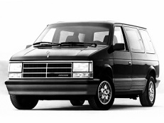 Dodge Caravan S MPV