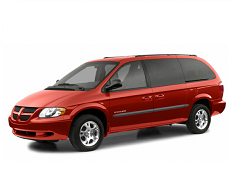 Dodge Caravan RS MPV