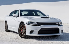 Dodge Charger SRT LD Saloon