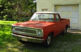 ダッジ D150 AD III Pickup