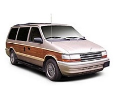 Dodge Grand Caravan AS MPV