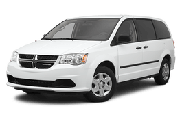 2012 dodge caravan tire size