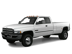 Dodge Ram 3500 BR\BE Pickup