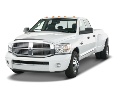 2010 dodge ram 3500 dually tire size