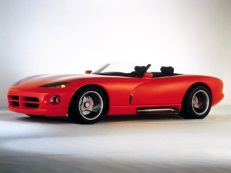 Dodge Viper SR1 Convertible