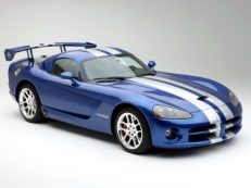 Dodge Viper ZB2 Coupe