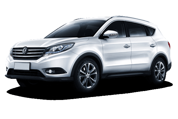Dongfeng Glory 580 wheels and tires specs icon