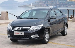 Dongfeng A30 Седан