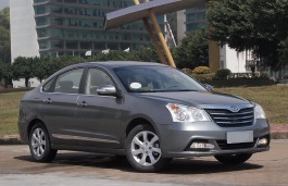 Dongfeng A60 wheels and tires specs icon