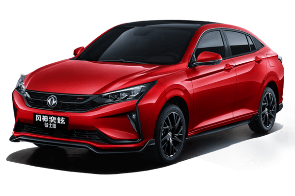 Dongfeng Aeolus Yixuan wheels and tires specs icon