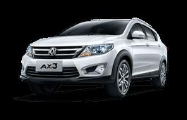 Dongfeng AX3 nuotrauka (2016 metų modelis)