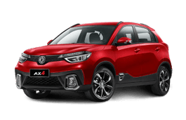 Dongfeng AX4 wheels and tires specs icon