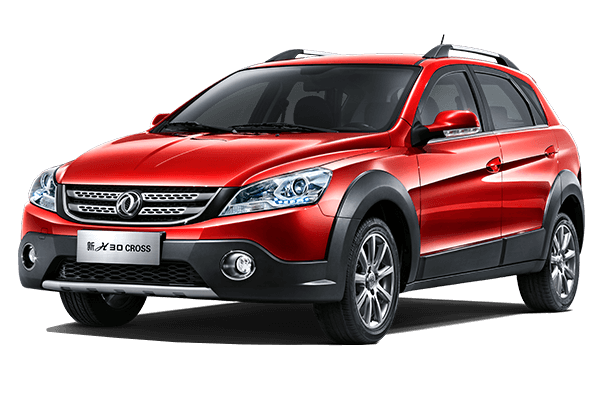 Dongfeng H30 Cross Facelift ハッチバック