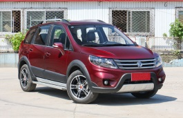 Dongfeng Joyear X5 wheels and tires specs icon