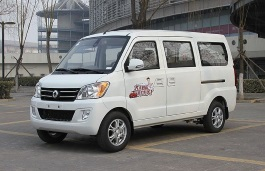 Dongfeng JustFor CV03 MPV
