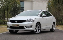 Dongfeng L60 wheels and tires specs icon