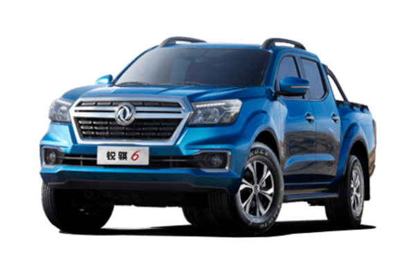 Dongfeng Rich 6 Pickup Double Cab