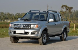 Dongfeng Rich Pickup Pickup Double Cab