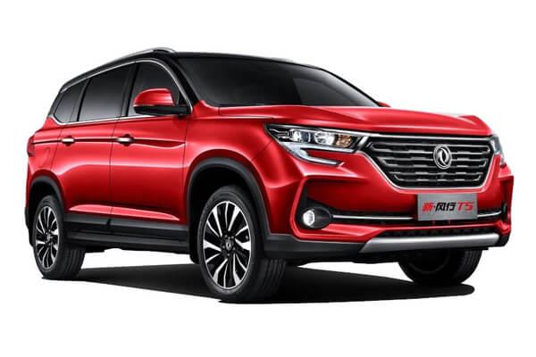 Dongfeng T5 Sport Utility