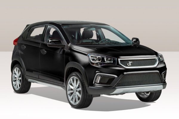 DR DR3 SUV