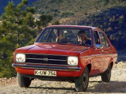 opony do Ford Escort I [1968 .. 1976] Hatchback, 5d