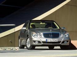 Mercedes-Benz E-Class III (W211/S211) Saloon